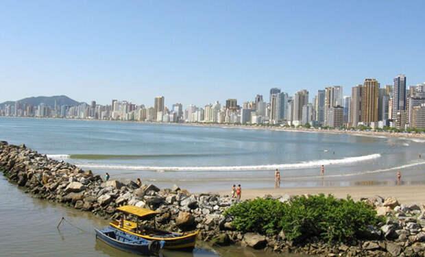 Балнеариу-Камбориу: город миллионеров в Бразилии, который называют бразильским Дубаи