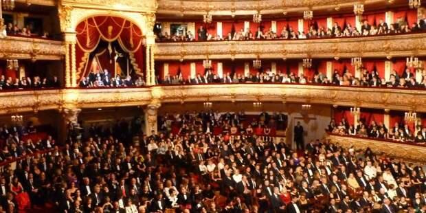 Большой театр отменил гастроли в США из-за COVID-19