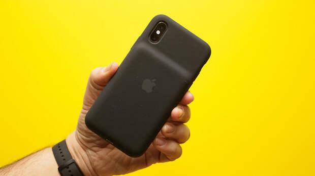 iPhone скоро лишится зарядного разъема. Apple готовит чехол для двухсторонней беспроводной зарядки