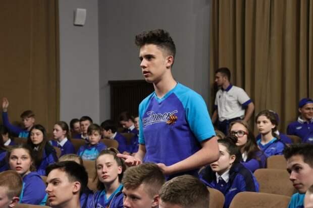 Военная картина для юных зрителей в Крыму!