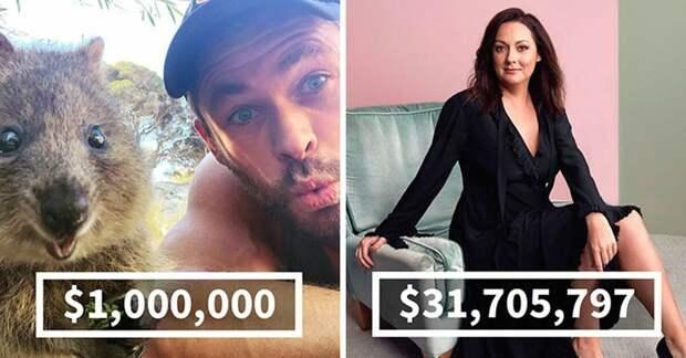 С миру по нитке: какие звезды пожертвовали на поддержку Австралии