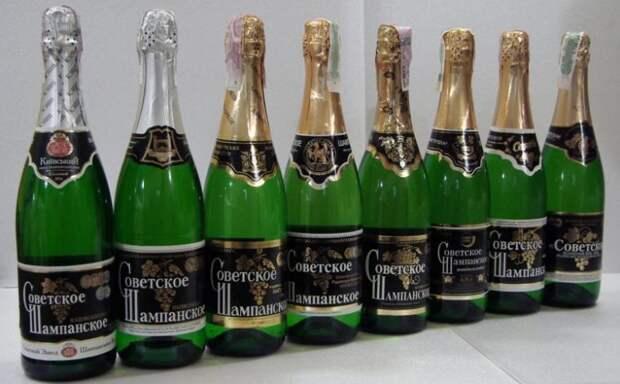 История создания «Советского шампанского»