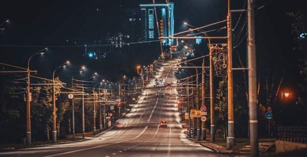 3 800 новых светильников появится в Ижевске при заключении концессии на уличное освещение