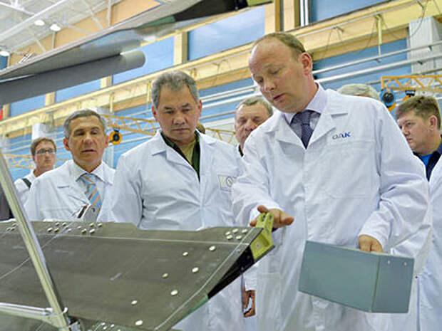 Сергей Шойгу попросил КАПО ускориться ради новых заказов