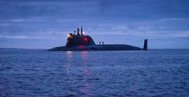 """""""Невероятно круто"""": Шведы увидели российскую субмарину и обомлели"""