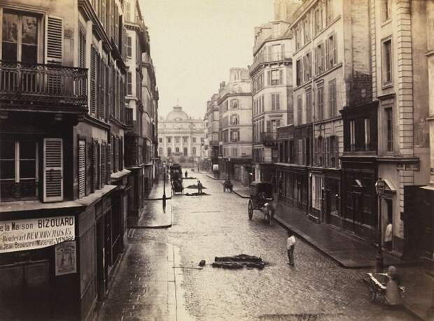 Фотографии Парижа, которого уже нет