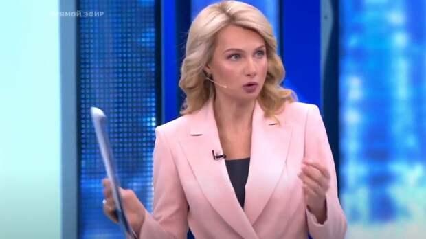 Таинственное исчезновение Олеси Лосевой из шоу «Время покажет» озадачило телезрителей