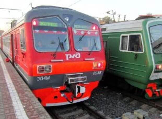 Расписание электричек Казанского направления изменится после 23 августа