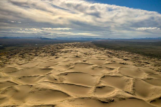 Золотые пески Цугээр-Элс