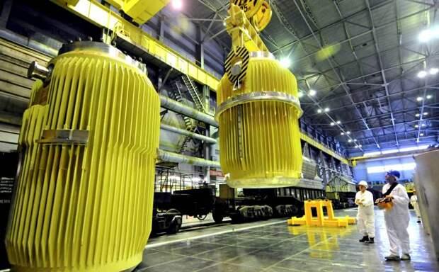 «Росатом» разрабатывает революционное ядерное топливо