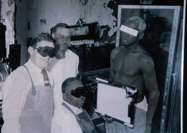 Один из самых жестоких экспериментов на людях: Таскиги