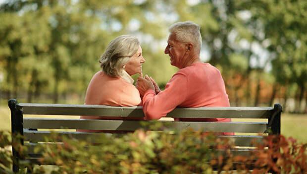 Правда об интимных отношениях пожилых людей
