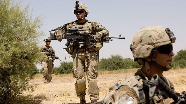 США раскрыли, куда отправят американские войска, выведенные из Афганистана