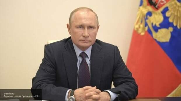 Почти 70% жителей России доверяют Путину