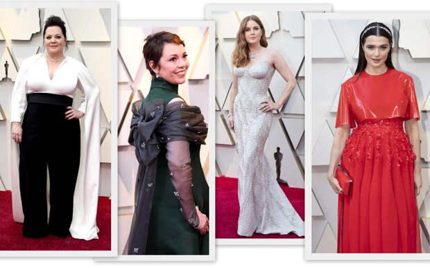 """И снова все на [красный] ковер! Наряды церемонии """"Оскар"""" 2019"""
