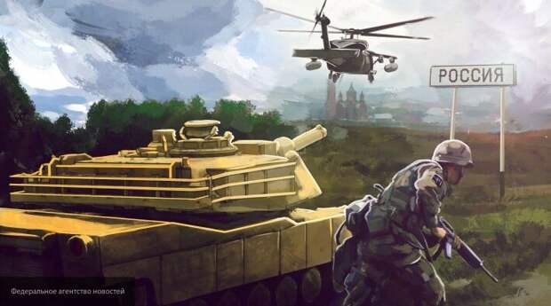 В РФ заявили о признаках подготовки военной операции НАТО против России