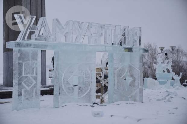 Фигуры фестиваля «Удмуртский лед» дополнят виртуальной реальностью