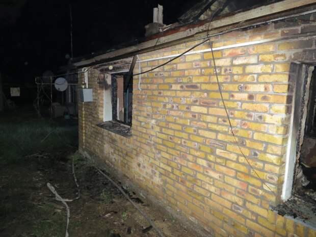 Следком расследует гибель троих мужчин на пожаре под Симферополем