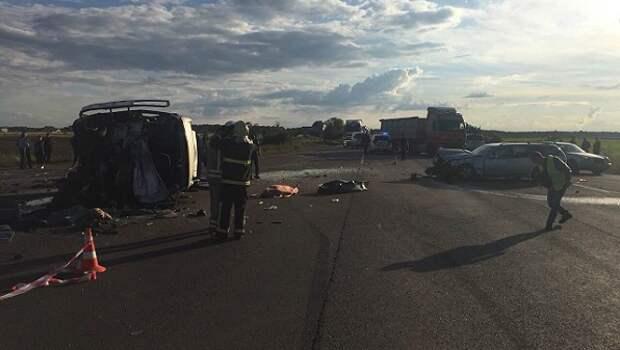 НаУкраине вРовненской области вДТП погибли три человека