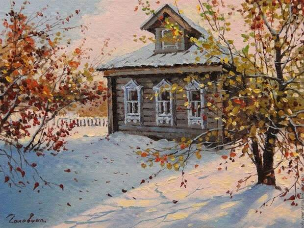 художник Наталья Головина картины – 14