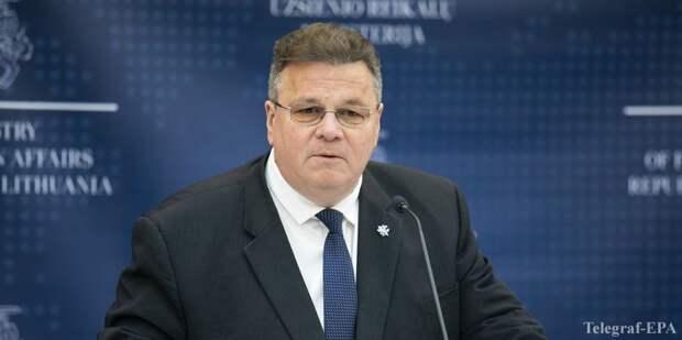 Линкявичюс: США и Литва поддерживают белорусов в борьбе за демократию - ТЕЛЕГРАФ