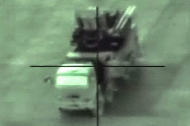 Avia.pro: турки снова заявили об уничтожении «Панциря-С» с беспилотника