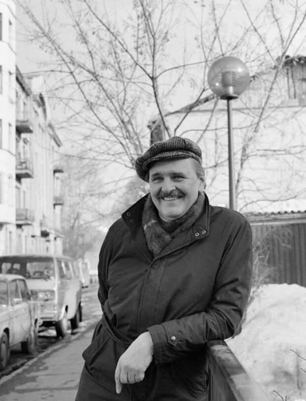 Архивные кадры звёзд Советского Союза