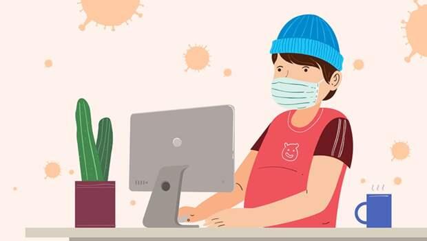Россияне назвали самый популярный способ защиты от коронавируса на работе