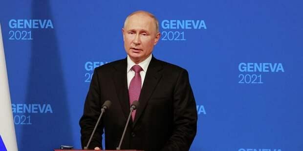Путин проведет совещание с Совбезом