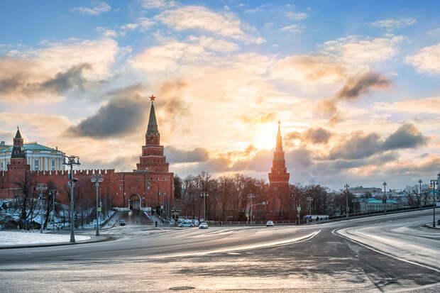 Мокрый снег и заморозки ожидаются в Москве