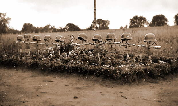 Каждый прибавившийся на советской земле крест в начавшейся войне на истощение значил очень много - Нестандартное 22 июня   Warspot.ru