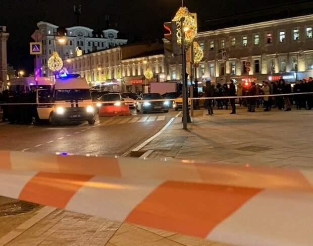 Стало известно об увольнении сотрудников ФСБ, снимавших стрельбу на Лубянке