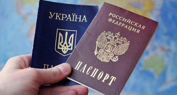 В Верховной Раде предложили «зеркальный ответ» на раздачу паспортов РФ в ЛДНР