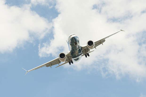Концерн Boeing приостановил производство самолетов модели 737 MAX