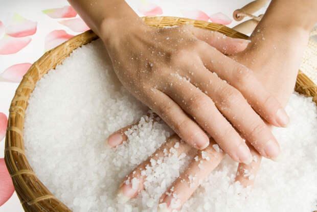 20 удивительных способов применения соли в быту