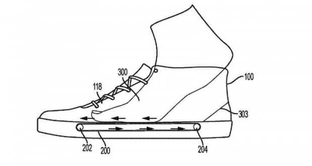 Nike создал самозатягивающиеся кроссовки