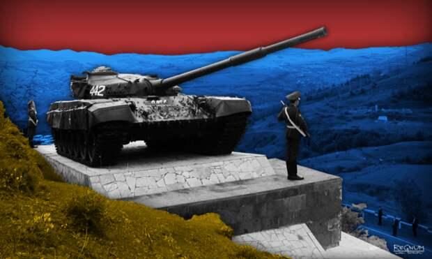 Нагорный Карабах: всё решается на поле брани, а не в ООН