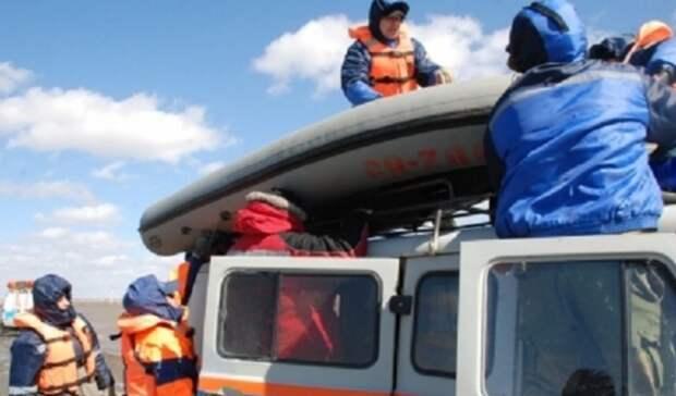 ВСакмарском районе нареке спасли мужчину