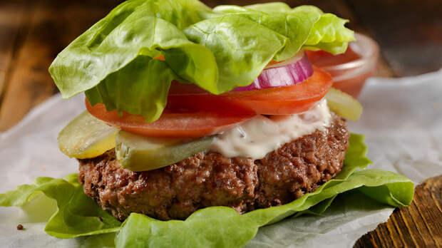 Рецепты Маргариты Симоньян: Бургер без булочки