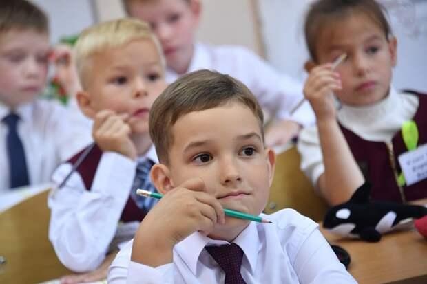 При приеме детей в первый класс родители и школы должны будут учесть ряд новых поправок