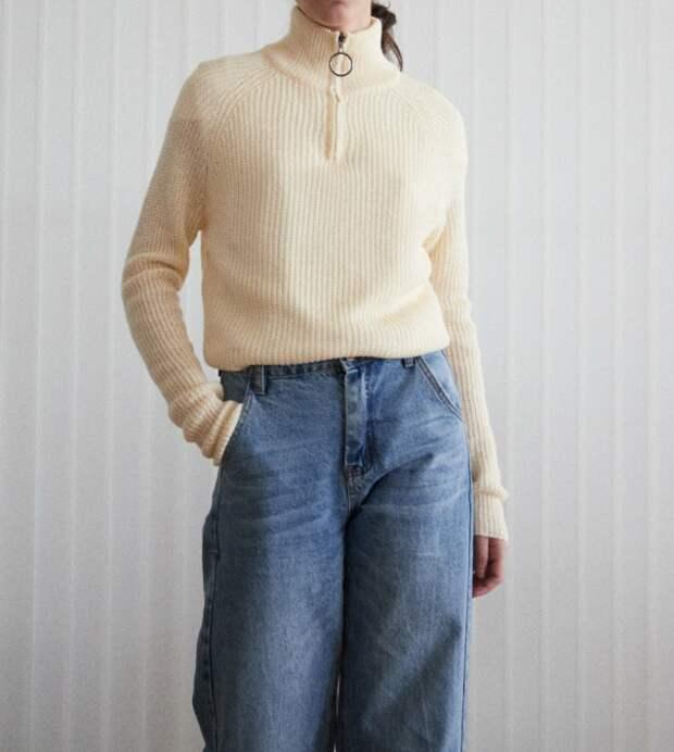 Какой свитер выбрать, чтобы выглядеть стильно в 2021 году: детали, которые делают свитер модным