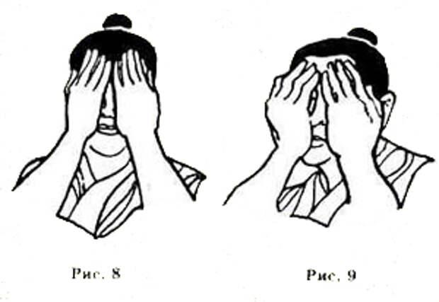 Даосская практика: Скольжение трех фениксов.