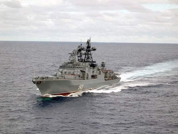 Почему в последние месяцы столько много военно-морских инцидентов?