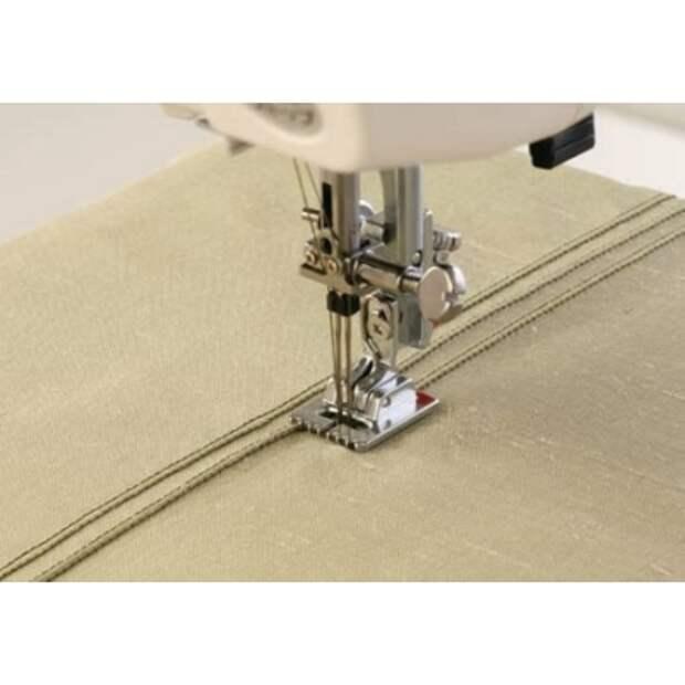 Как пользоваться дополнительными лапками для швейных машин JANOME и FAMILY