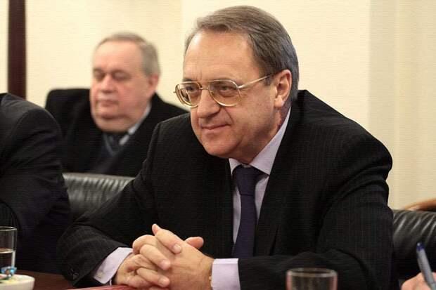 Заместитель Главы МИД России принял посла Израиля