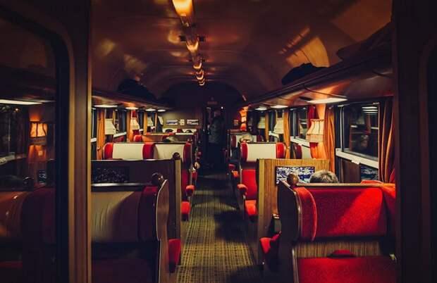 Путешествие «по красоте»: топ направлений у тех, кто выбирает вагоны класса «люкс»