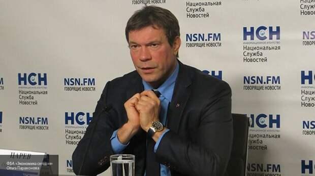 Царев уверен, что к концу года Аваков станет формальным лидером-диктором Украины