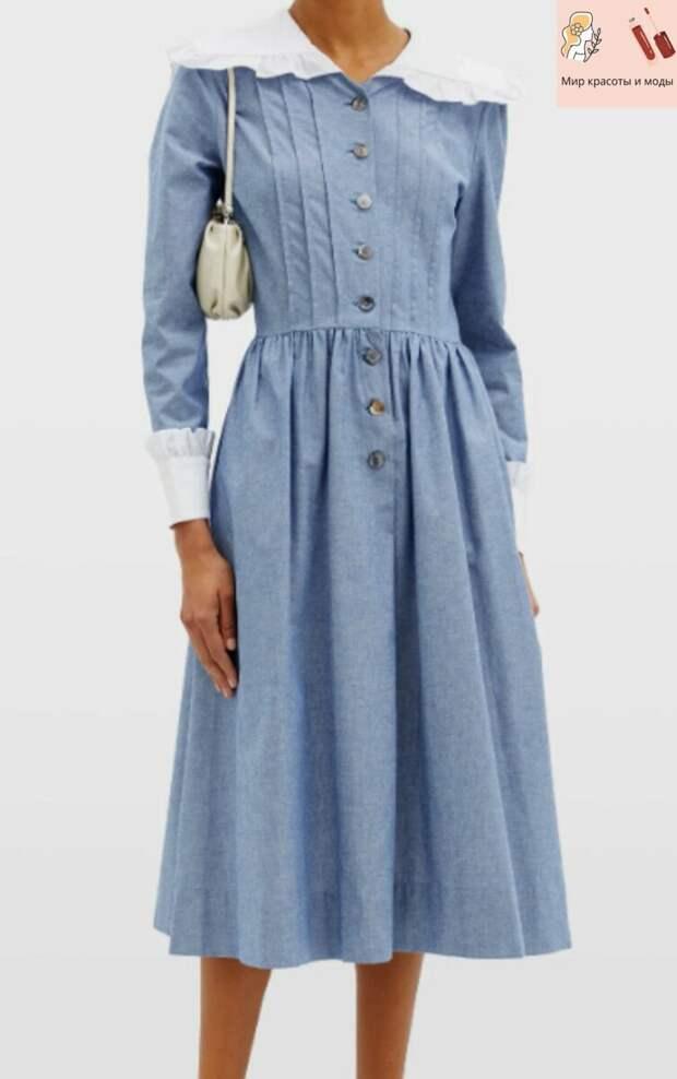 Изысканные, нежные и базовые платья на чудесную весну вне времени и моды: красота для любой дамы 2021