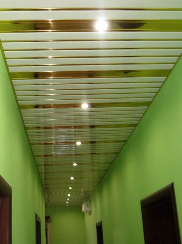 Как правильно подобрать цвет коридора (72 фото)