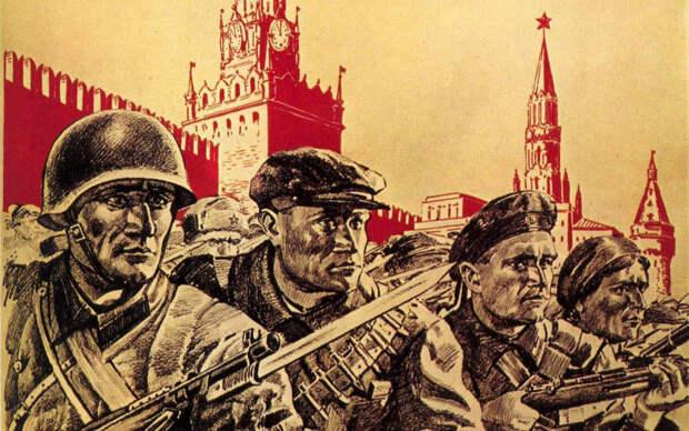 Гибридная Отечественная Война: Враг вновь на линии фронта 1942 года